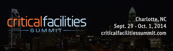 Critical Facilities Summit Featured by Mission Critical Magazine for 2014 Conference