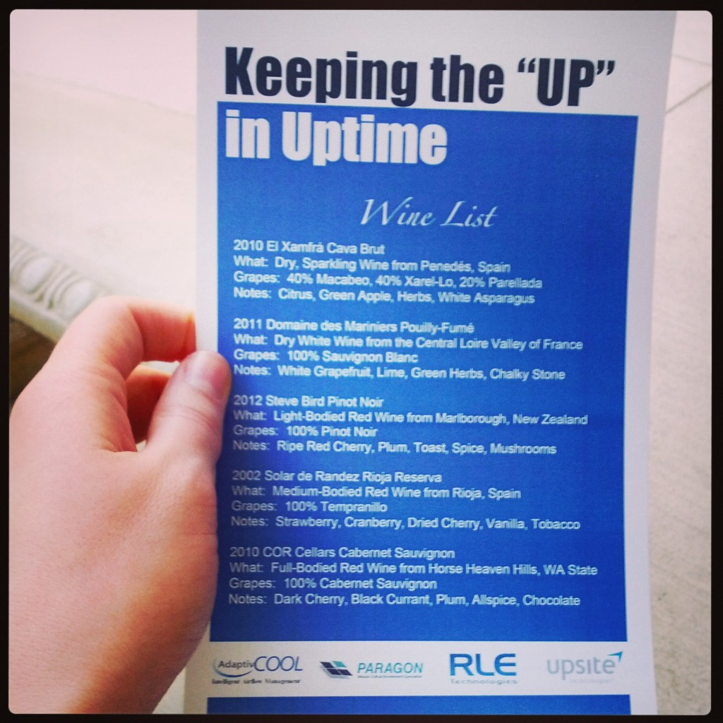 Event Recap: Keeping The Up in Uptime