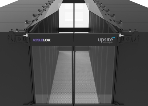 Upsite Technologies' AisleLok® Modular Containment Chosen as Finalist for 2014 DatacenterDynamics North American Innovation Award
