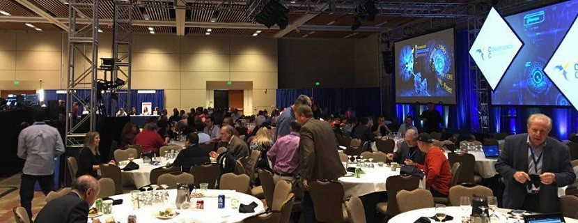 Scenes from the 2016 Technology Convergence Conference