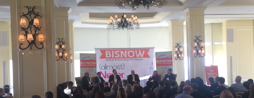 Milldam's Sponsorship at Bisnow's Boston Sustainability and Property Mangement Event!