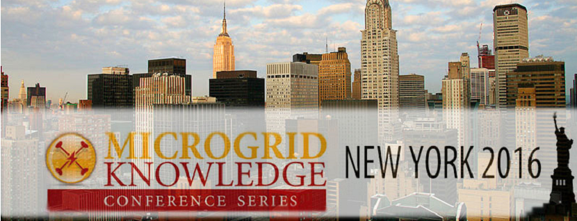 Microgrid Knowledge to Host First-of-a-Kind Gathering in Manhattan
