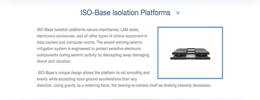 Facility Executive Features Instor Solutions' Earthquake Protection Service Being Utilized During an Earthquake in Alaska