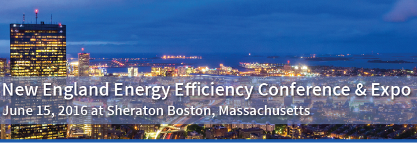 OpTerra Energy Services' C&I Division to Sponsor the 2016 New England Energy Efficiency Conference & Expo in Boston