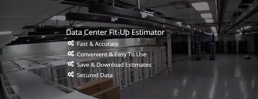 Instor Launches Data Center Fit Up Estimator for Facility Whitespace Planning