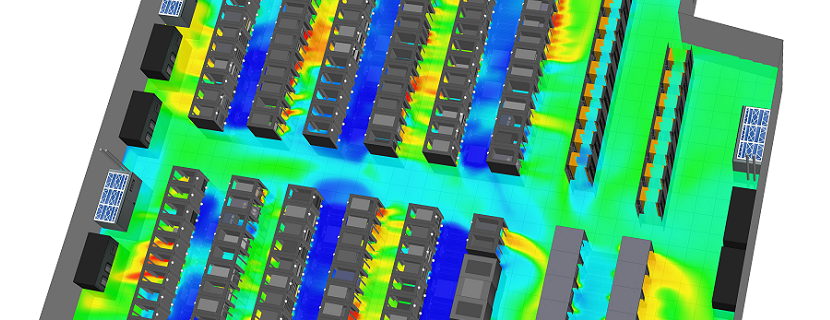 Future Facilities Writes for Data Center Knowledge on CFD and Simulation Development